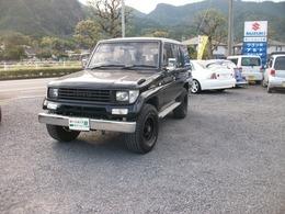 トヨタ ランドクルーザープラド 3.0 EXワイド アクティブバケーション ディーゼルターボ 4WD