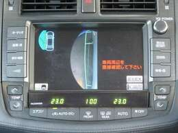 見通しの悪い交差点を走行するのは、結構怖いですよね。ブラインドコーナーモニタあれば、左側の確認のアシストをしてくれます!安全・安心の装備です。
