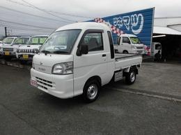 ダイハツ ハイゼットトラック 660 ジャンボ 3方開 4WD 5速MT/走行距離4.2万キロ/ワンオーナー