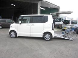 ホンダ N-BOX+ 660 G 車いす仕様車 スローパー ウインチ CD キーレス 福祉車両