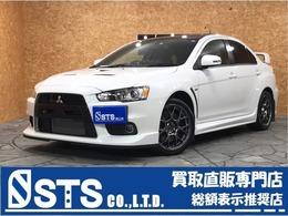 三菱 ランサーエボリューション 2.0 ファイナルエディション 4WD 5速MT 純正カスタム 社外ナビ フルセグ