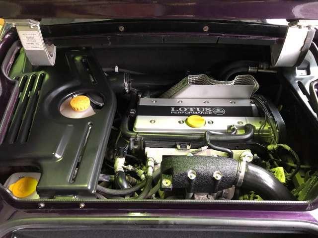直列4気筒DOHCICターボ、総排気量:1998cc