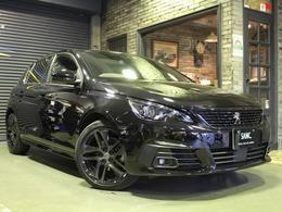 プジョー 308 GTライン ブルーHDi ブラック パック ディーゼルターボ 禁煙 新車保証付 AppleCarPlay AndroidAuto