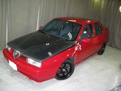 アルファ ロメオ アルファ155 の中古車 V6 熊本県熊本市東区 55.0万円