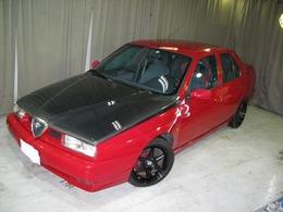 アルファ ロメオ アルファ155 V6 クラッチO/H済