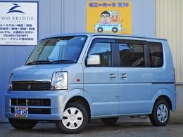 スズキ エブリイワゴン 660 JP 5速MT ABS付 走行3.3万Km (検/2年込)
