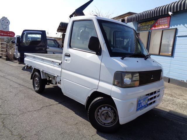 ミニキャブトラック入荷☆車検R3年9月