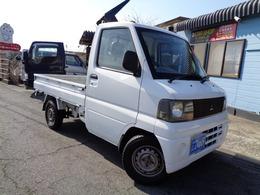 三菱 ミニキャブトラック 660 車検R3年9月