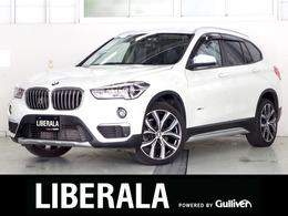 BMW X1 xドライブ 18d xライン 4WD コンフォート/PアシストPKG純ナビTV OP19AW