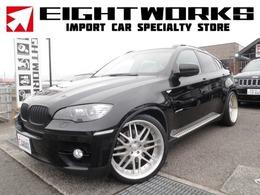 BMW X6 xドライブ 50i 4WD ハイパーフォージド22AW KW車高調