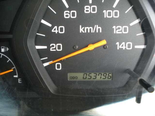 走行距離は約5.4万キロ☆