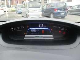 スピードメーターも見やすくなっており、運転を楽しむことが可能となっております!