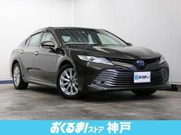 トヨタ カムリ 2.5 G 純正9インチSDナビTV セーフティセンス ETC