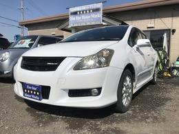 トヨタ ブレイド 2.4 4WD TRDエアロ ナビ フルセグ Pスタート