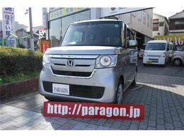 ホンダ N-BOX 660 G L ホンダセンシング ナビTV左電動スライド