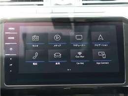 9.2インチのディスカバープロは、ナビゲーションだけではなく、車両情報の表示や設定、オーディオ(音楽再生・Bluetooth・フルセグTV)やハンズフリーと多彩な機能性でカーライフをより楽しく快適に演出します!