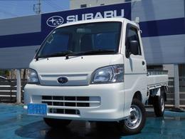 スバル サンバートラック 660 TB 三方開 4WD 5MT セレクティブ4WD AC パワステ 1年保証