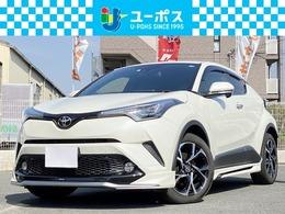 トヨタ C-HR 1.2 G-T 4WD モデリスタフルエアロ・黒革・LEDヘッド