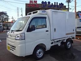 ダイハツ ハイゼットトラック 冷凍車 4WD -25℃ 衝突軽減ブレーキ 強化サス LEDヘッドライト付