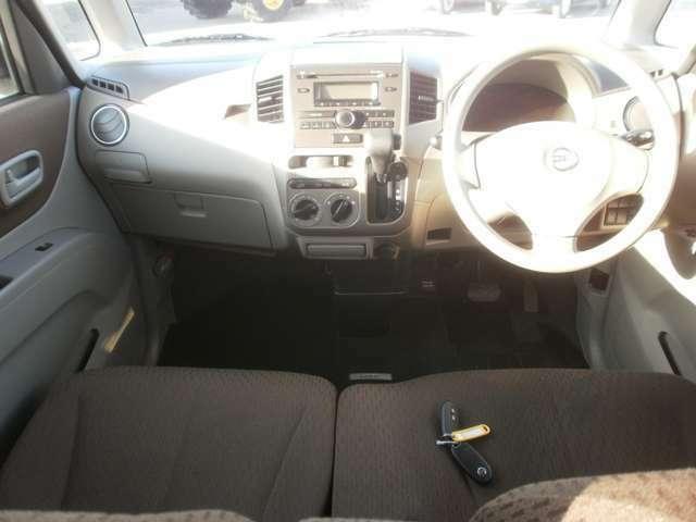 インパネAT、CD、運転席シートヒーター