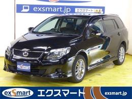 トヨタ カローラフィールダー 1.5 X 202 HID ナビ 合皮シート スマートキー