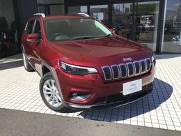 ジープ チェロキー ロンジチュード 4WD 新車保証継承・ナビ・ETC・レザーシート