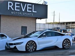 BMW i8 ベースモデル ピュアインパルスPKG・地デジ・ローダウン
