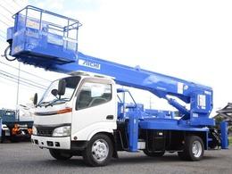 日野自動車 デュトロ SK22A アイチ 22m 高所作業車