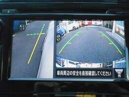 サイドブラインドモニターは、左フロントタイヤ周辺を映し出してくれます。左に寄せて止める時などとっても役立ちます!