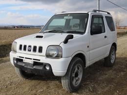 スズキ ジムニー 660 XC 4WD AT ターボ ベース車 検2年