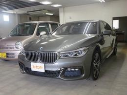 BMW 7シリーズ 750Li Mスポーツ 純正ナビ アルミ SR 全方位カメラ