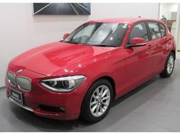 BMW 1シリーズ 116i スタイル 禁煙車 バッテリー エンジンオイル交換
