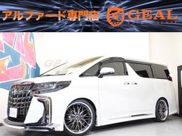 トヨタ アルファード 2.5 S タイプゴールド モデリスタコンプ新品21AW新品車高調 リアM