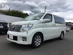 日産 エルグランド の中古車 3.5 350XL 広島県東広島市 159.5万円