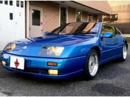 ルノー アルピーヌ V6ターボ LeMans D車 JAX