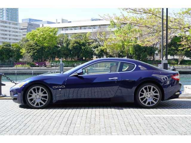 次期モデルはEV車として開発されているため純血のマセラティクーペはこのモデルが最後となります。