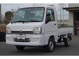 スバル サンバートラック 660 TC 三方開 4WD 5MT/パワーウィンドウ/AC/PS/CD