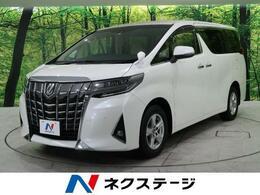 トヨタ アルファード 2.5 X 4WD 寒冷地仕様 純正ナビ 寒冷地仕様 ETC