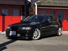 BMW 3シリーズ 320i ハイラインパッケージ ベージュ革 ローダウン 地デジTV