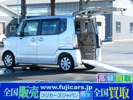 ホンダ N-BOX+ 660 G 車いす仕様車 リアシート無しタイプ 福祉車両 アルマス 車椅子電動ウインチ ETC