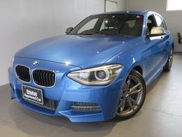 BMW 1シリーズ M135i 認定中古車シートヒーターiドライブ