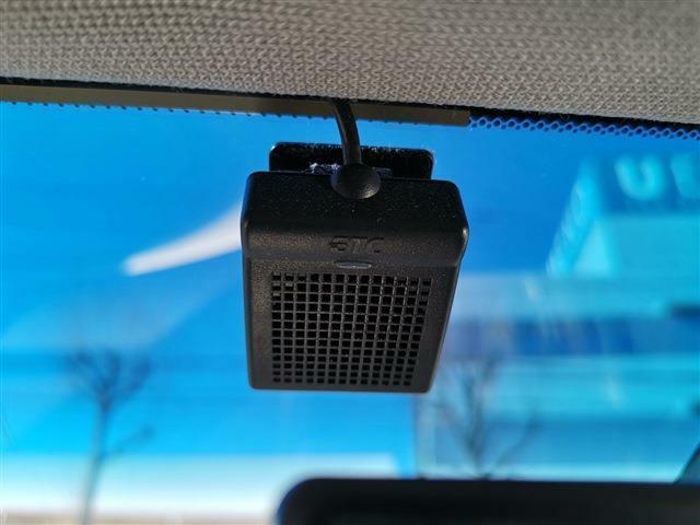 ドライブレコーダー搭載!安心です♪
