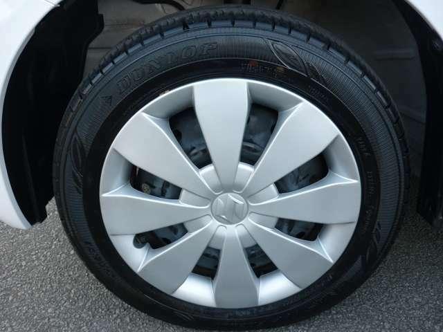 タイヤサイズ155/65R14 です!