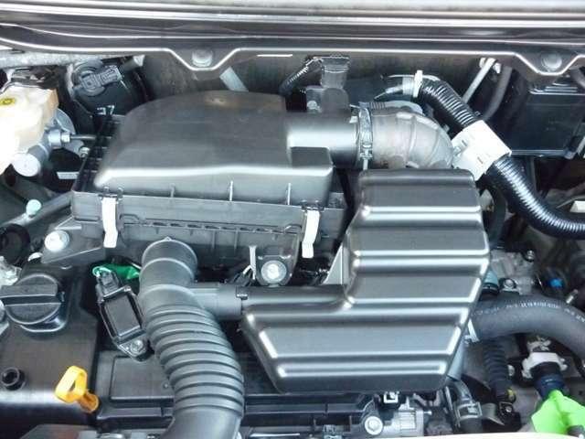 エンジンルームも綺麗な状態です!現在、エンジンにオイル漏れや異音等無く、とても良好です!