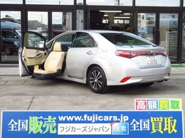 トヨタ SAI 2.4 G ウェルキャブ 助手席リフトアップシート車 Bタイプ 車いす収納用クレーン スマートキー
