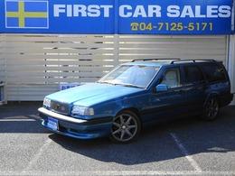 ボルボ 850エステート 850Rエステート 限定車 ワンオーナー車 ベージュ内装