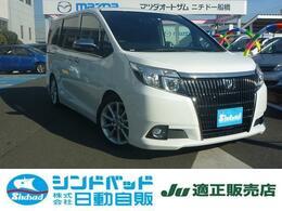 トヨタ エスクァイア 2.0 Gi ブラック テーラード フリップダウンモニター/セーフティセンス