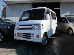 三菱 タウンボックス 660 RX ハイルーフ ターボ 買取車 社外ナビTV ETC