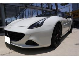 フェラーリ カリフォルニアT F1 DCT パワークラフトマフラLEDハンドルBカメ赤革