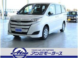 トヨタ ノア 2.0 X 未使用車・軽減B・ソナー・LED・Pドア